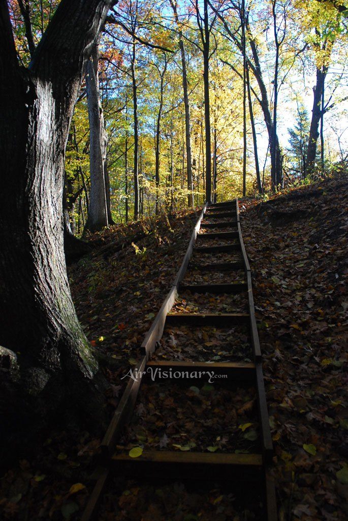 hiking-staircase